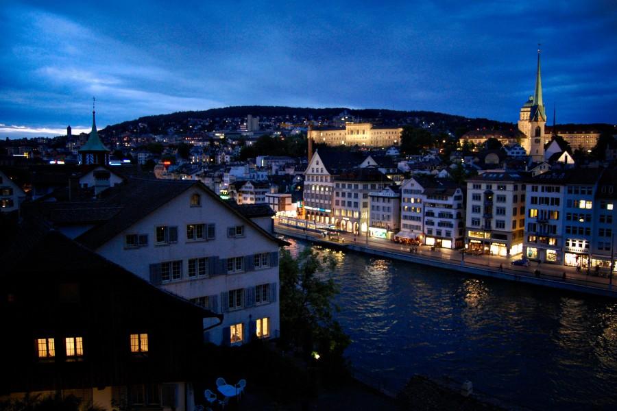 Zurich...