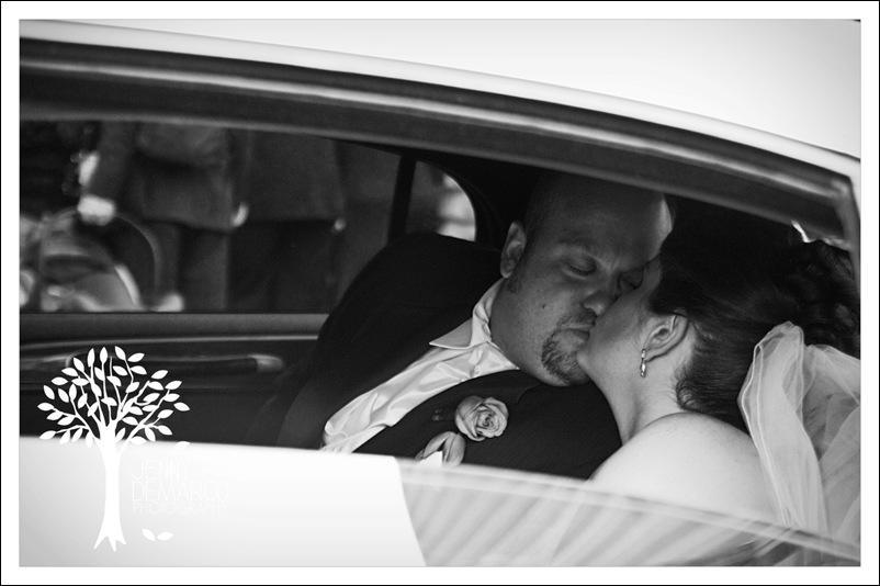 Julie got married!