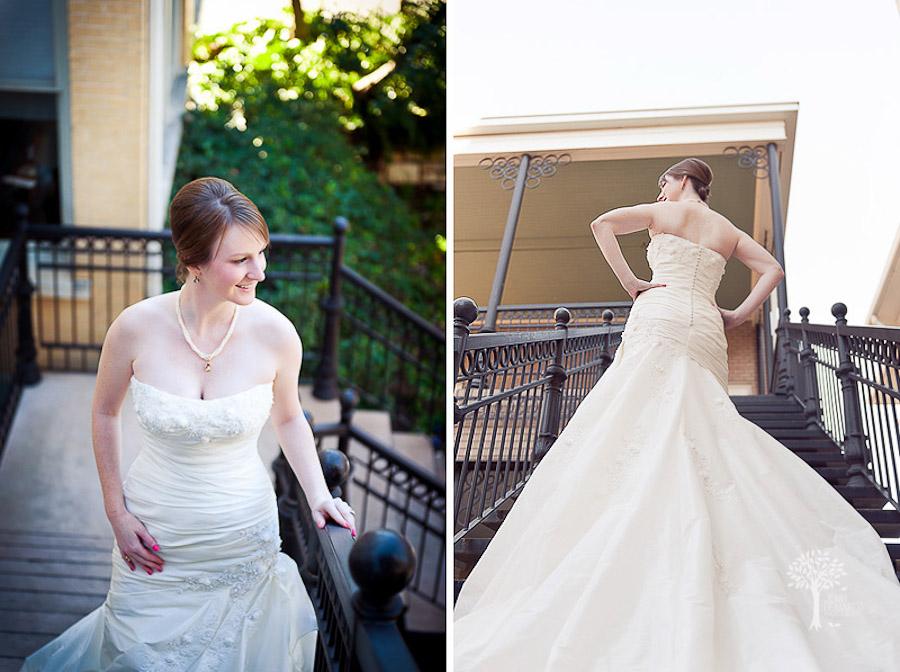 Mansion at Judge's Hill, Austin Wedding Photographer, Bridal Portraits, Courtyard Wedding, Austin Bride