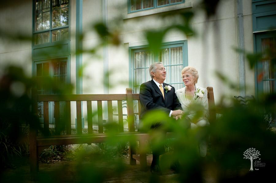San Antonio Wedding Photography, Hyatt Regency, Hill Country Resort, Wildflower Spa, Wedding, talking to bench