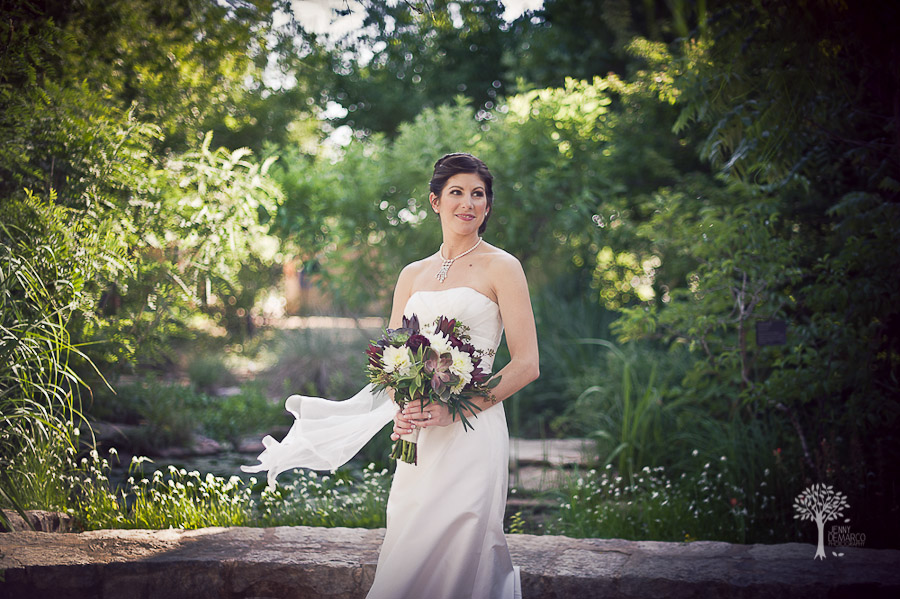 Wildflower Center, Austin Wedding Photographer, Adele Wechsler, raw silk,