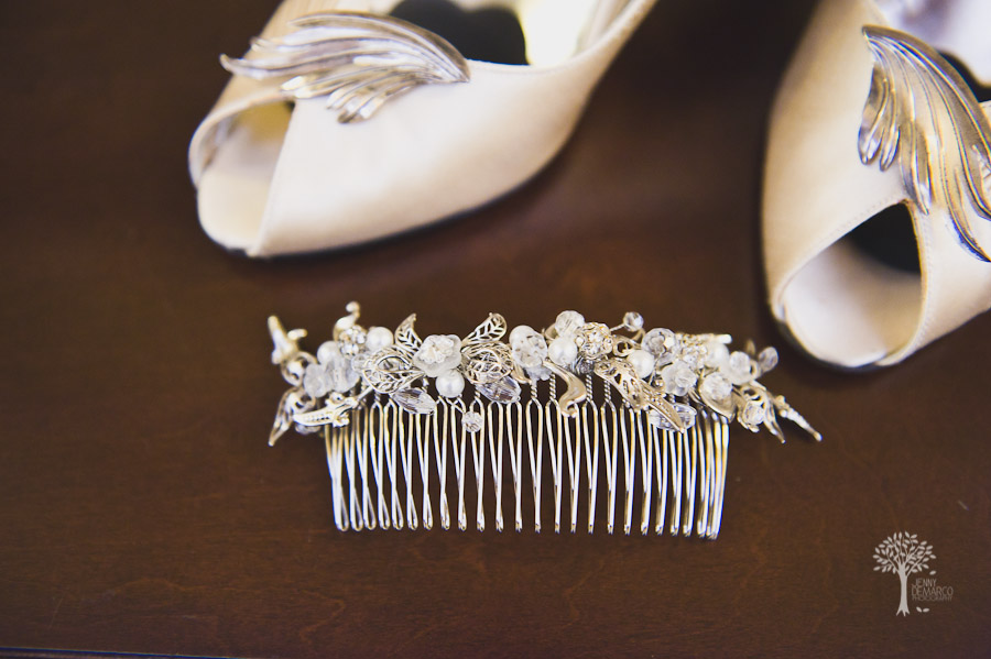 antique, hair comb, accessory, wedding jewelry, Ausin wedding Photographer, Mercury Hall, vintage