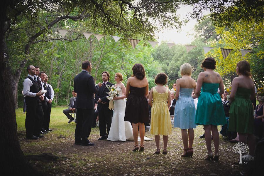 Mercury Hall, Outdoor wedding, vintage, bunting, shabby chic, Austin Wedding Photography, Austin wedding, Fine Art Wedding Photography