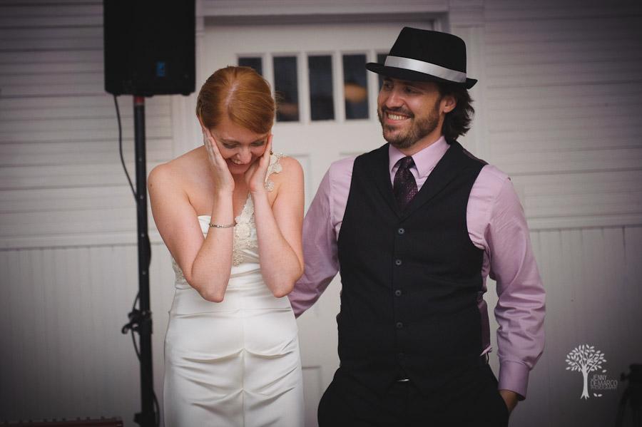 Austin wedding photojournalist, mercury hall, toasts, moments, laughing