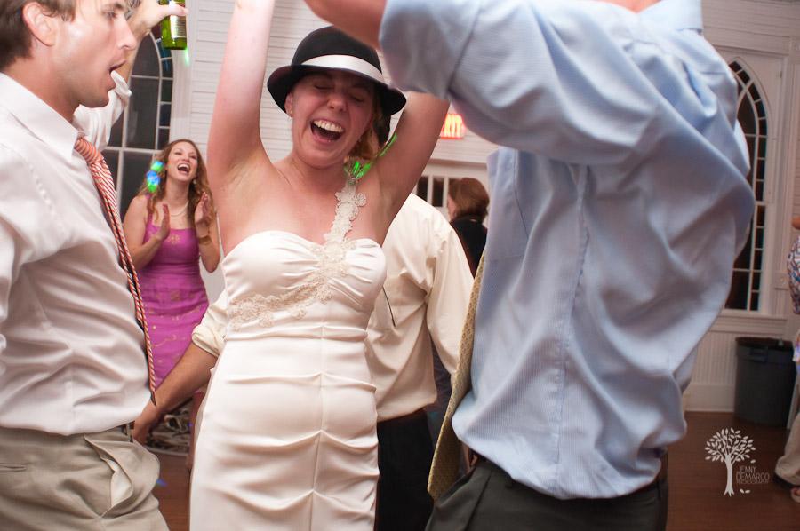 Mercury Hall wedding, Austin wedding photographer, dancing, reception, hair toss