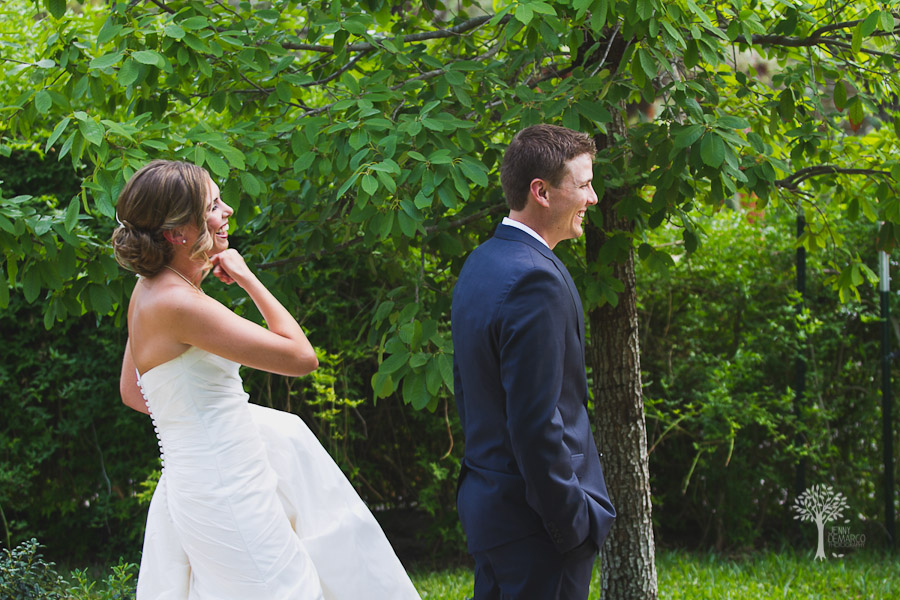 First look, nature's point, lago vista, austin wedding photographer
