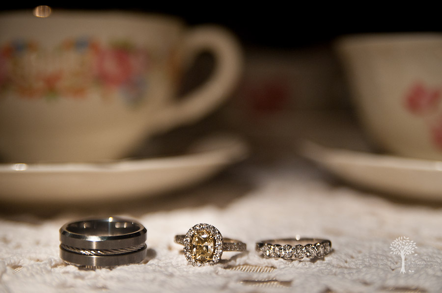 Austin Wedding Photographer, W Hotel Wedding, Vintage, china, tea cups, W Hotel Austin