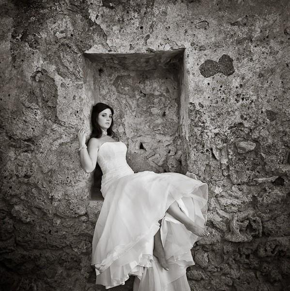 Erin Rocks the Dress :: High Fashion Bridal