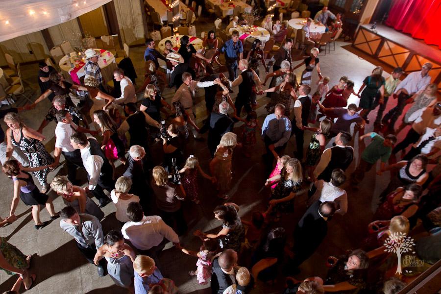 Alicia Lancaster, Todd Green, Wedding
