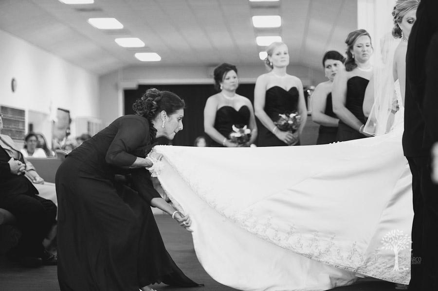 Rachel Neurtzler, Michael Moreno, Wedding