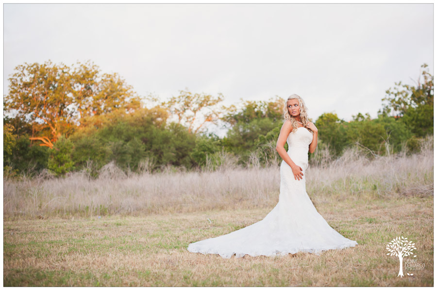 Jasmine's High Fashion Bridal Portrait :: Austin Wedding Photographer