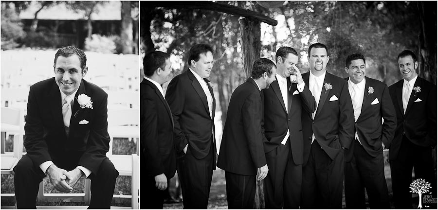 John McCord, Groom, Austin Wedding, Black and white wedding, Groomsmen, Jenny DeMarco Photography, Pre-wedding, Texas Old Town
