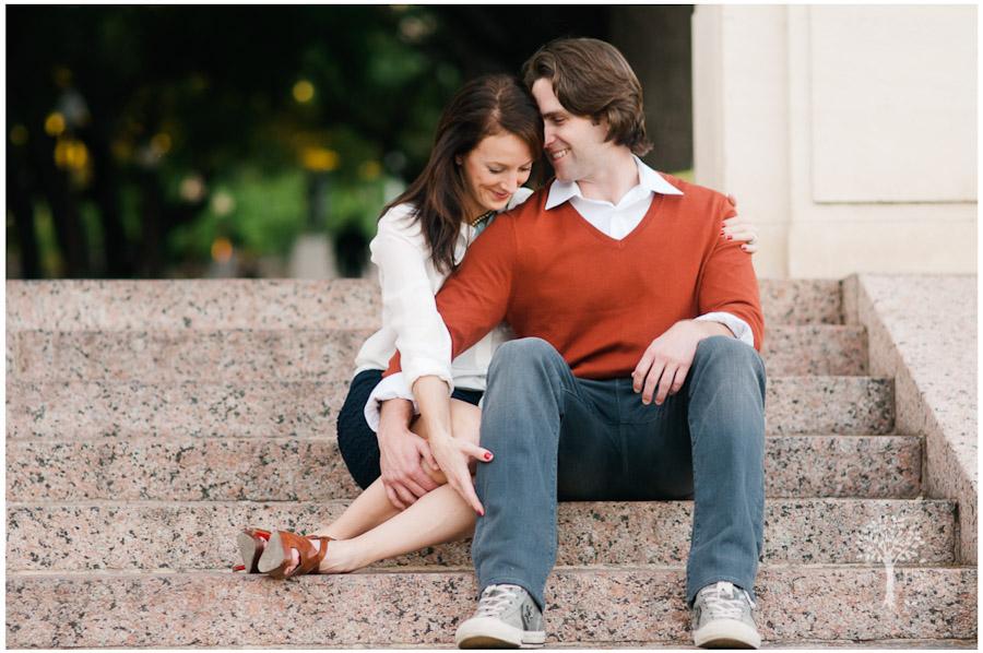 Kimberly and Mitch Engagement