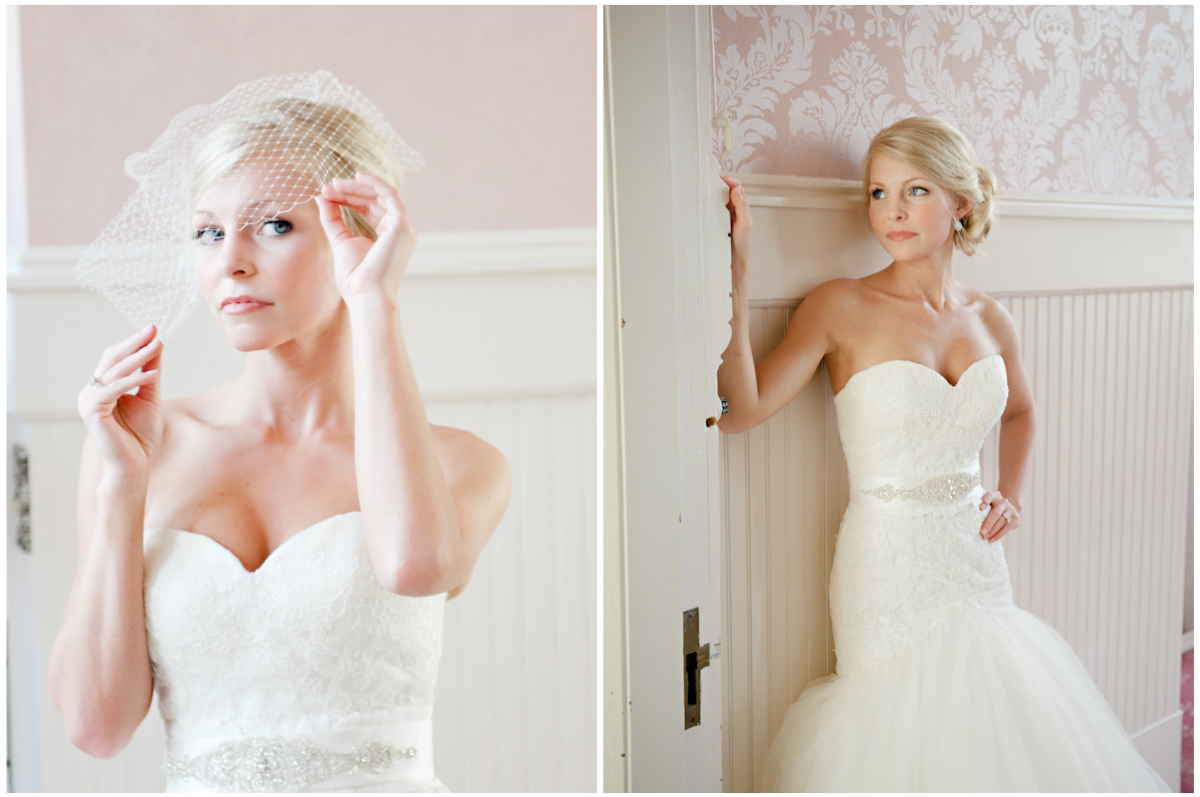 glamorous chic bridal session in Austin