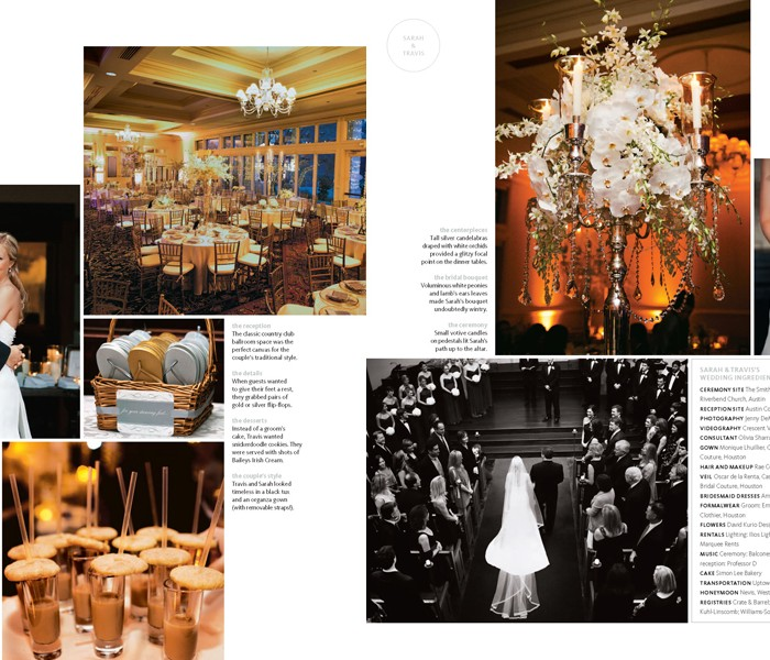 Published in The Knot magazine