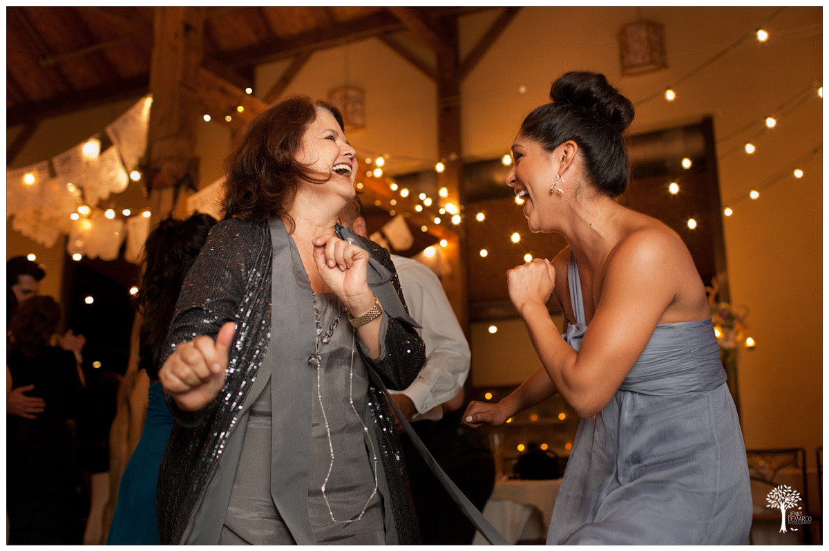 wedding reception at the Artisan Ballroom at the barr mansion