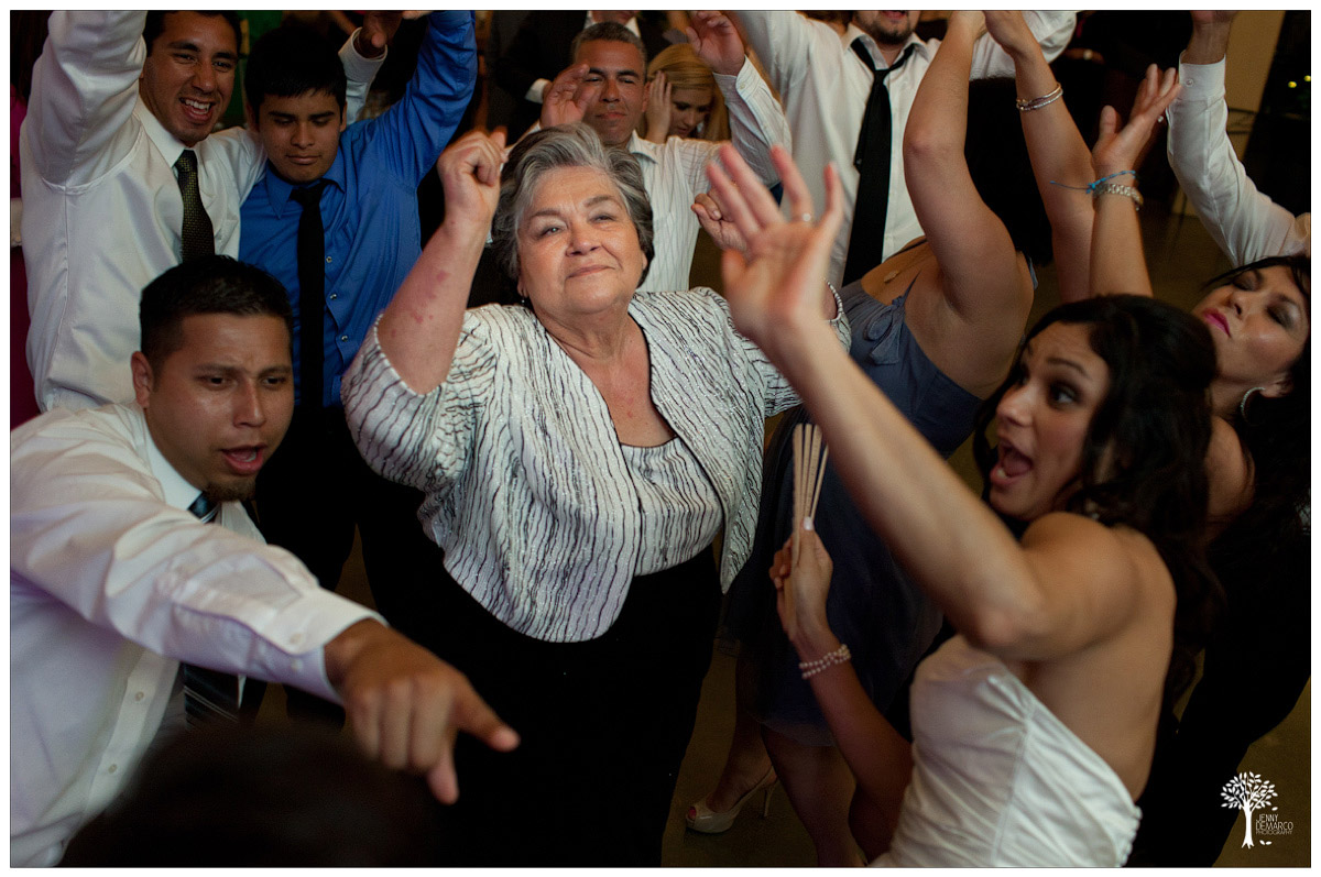 grandma dancing