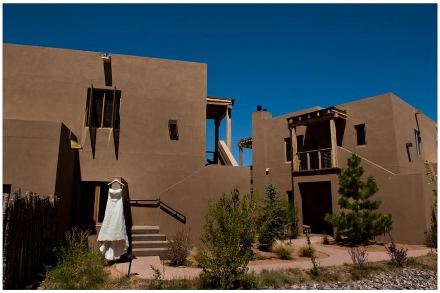 Encantado Resort - Santa Fe Destination Wedding :: Marka and Garrett
