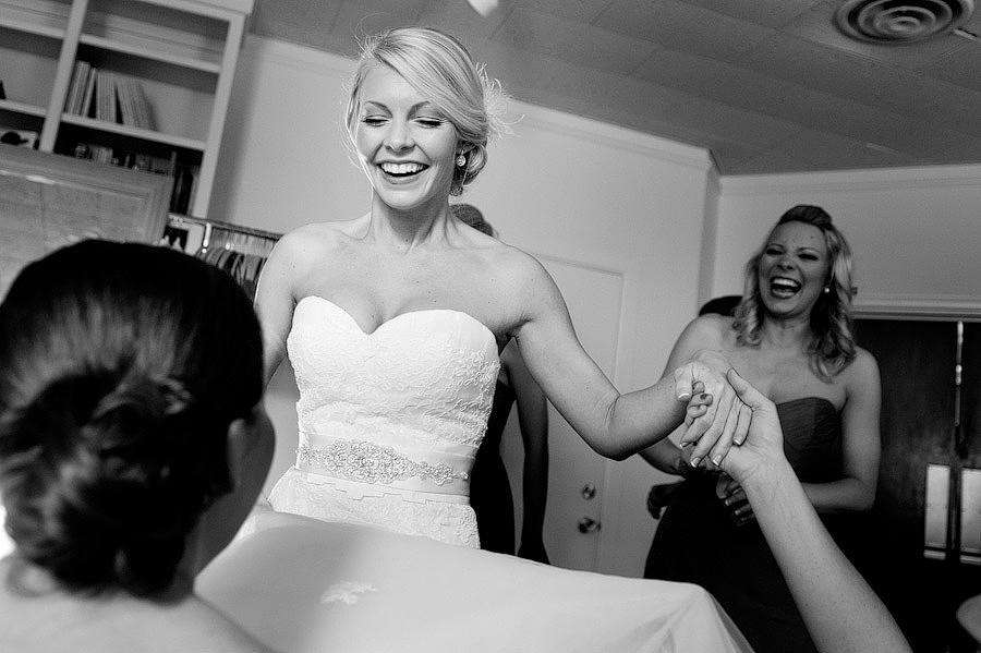 tri delta wedding