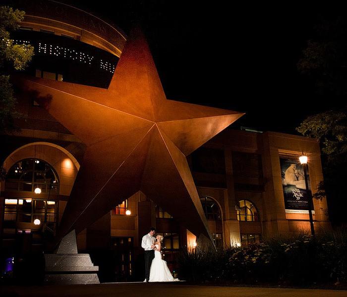 Bob Bulluck Museum Wedding : Kara and George