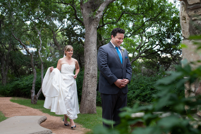 first look texas best wedding photographer