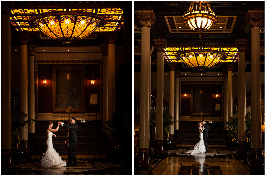 cosmopolitan regal wedding