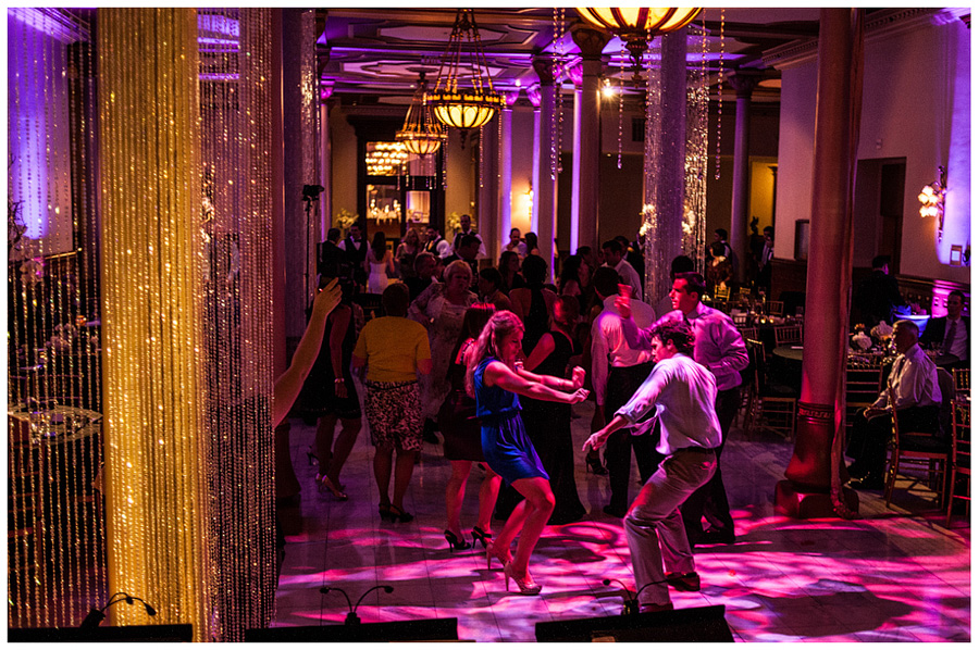 ballroom lighting led uplights