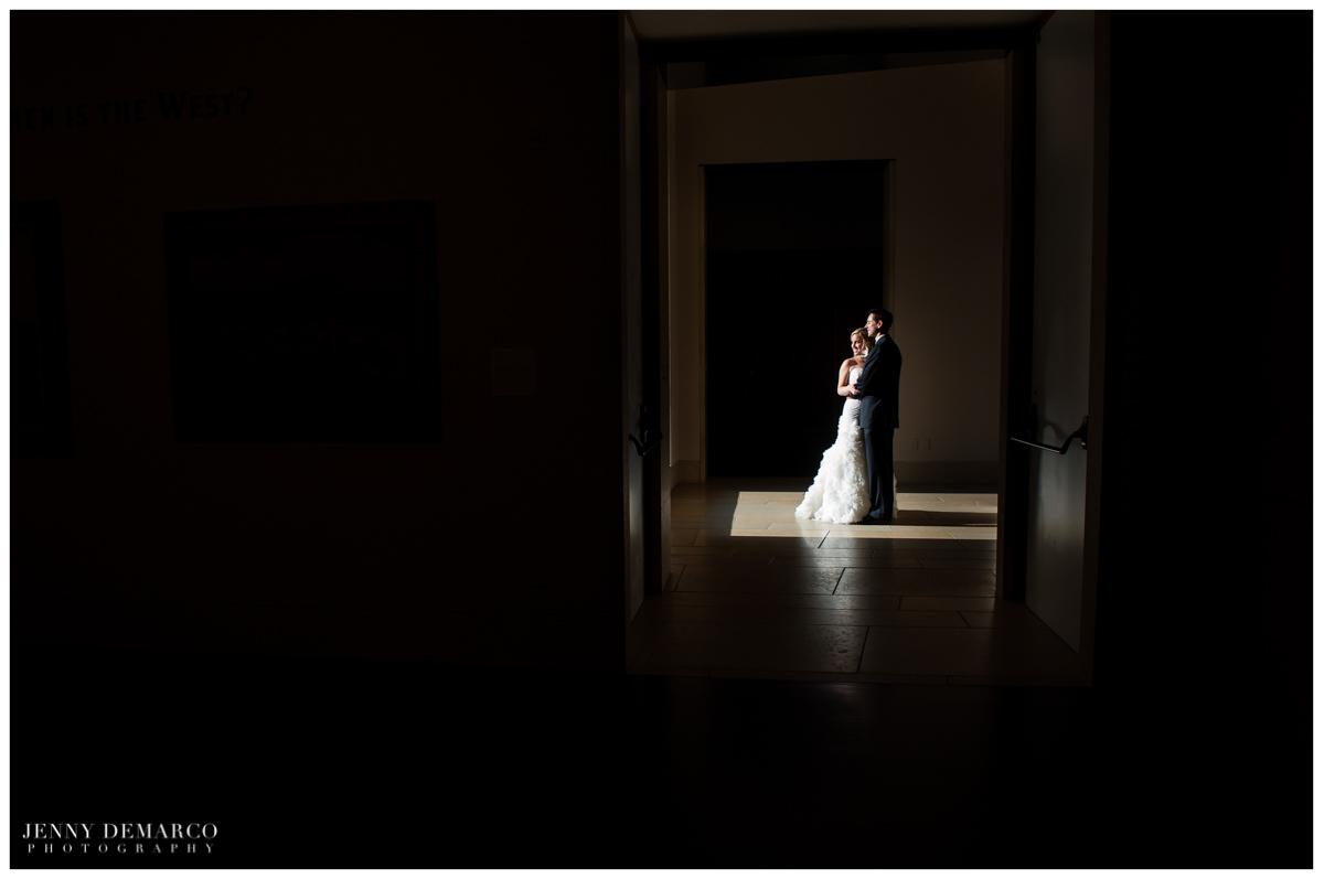 dramatic lighting