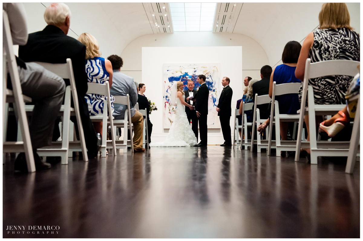 Museum Formal Sophisicated Downtown City Weddings In Texas