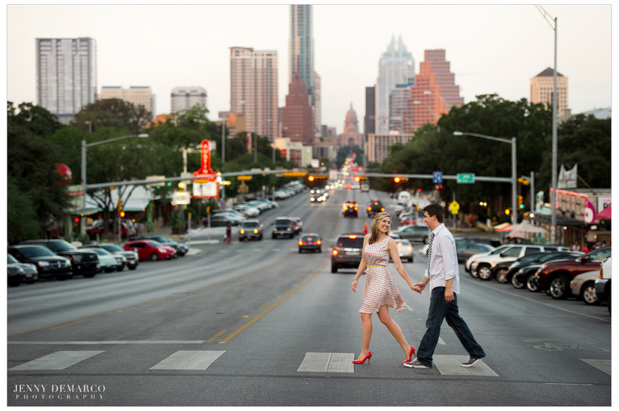 Urban engagement session in Austin
