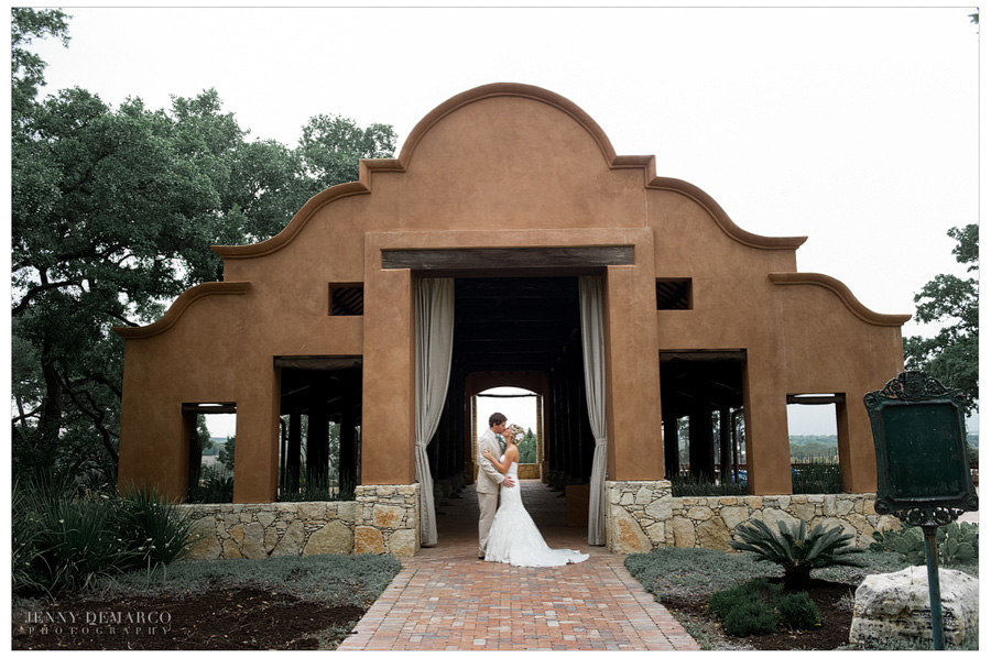 Top Dripping Springs wedding photographer shoots classy French Colonial wedding with an open-air pavilion imported from Vietanam.