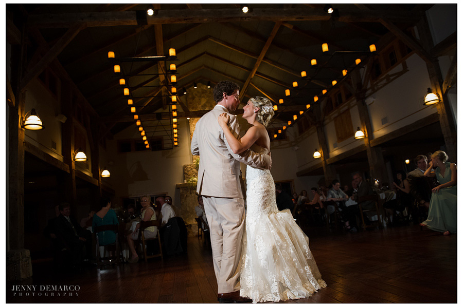 The first dance took place in the Events Hall at Sacred Oaks.