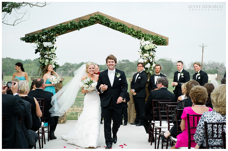 One of Austin's top wedding photographers captured joyful moments of the Hill Country wedding.