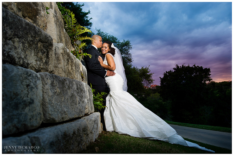 Barton Creek Resort Wedding : Aisha and Shalaby