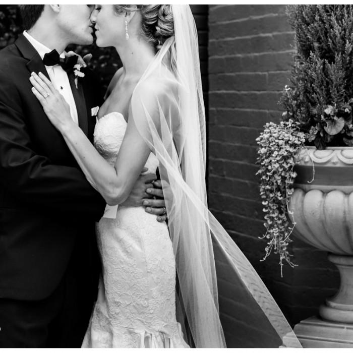 Driskill Hotel Wedding : Rachel and James