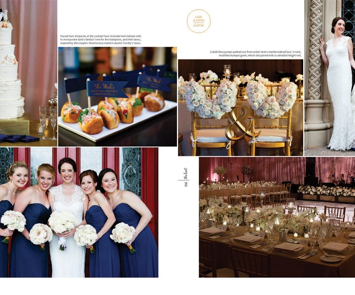 Published in The Knot Texas Magazine