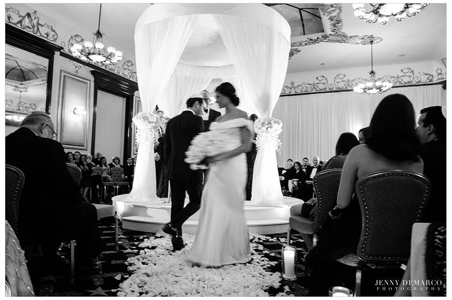 Jewish Wedding in Texas : Rachel and Ben