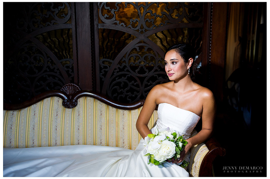 Glamorous Bridal Portrait Session