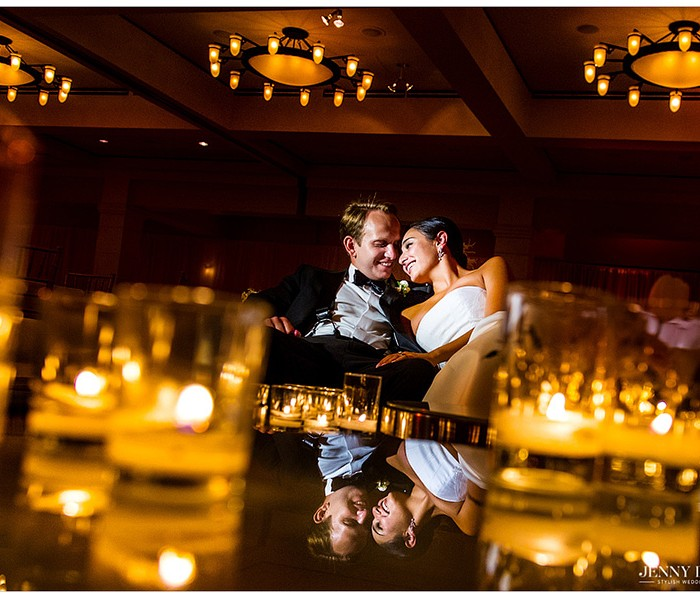Summer Ballroom Wedding in Austin: Stephanie and Sam