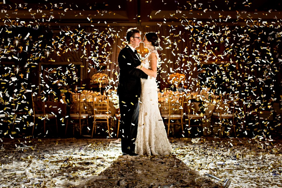Four Seasons Wedding : Kate and Kevin