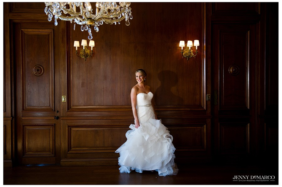 Commodore Perry Estate Bridal Session