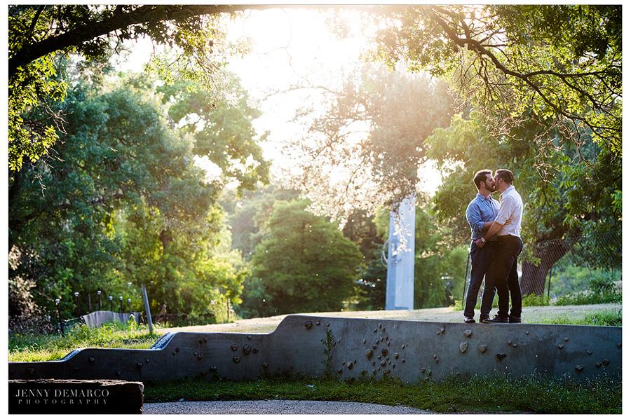The best same sex wedding photographer in Austin
