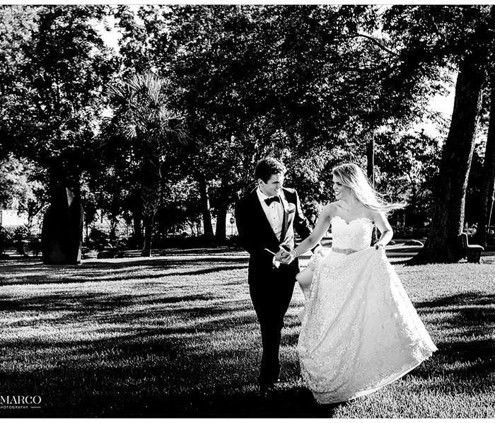 McNay Art Museum Wedding: Allison and Anthony