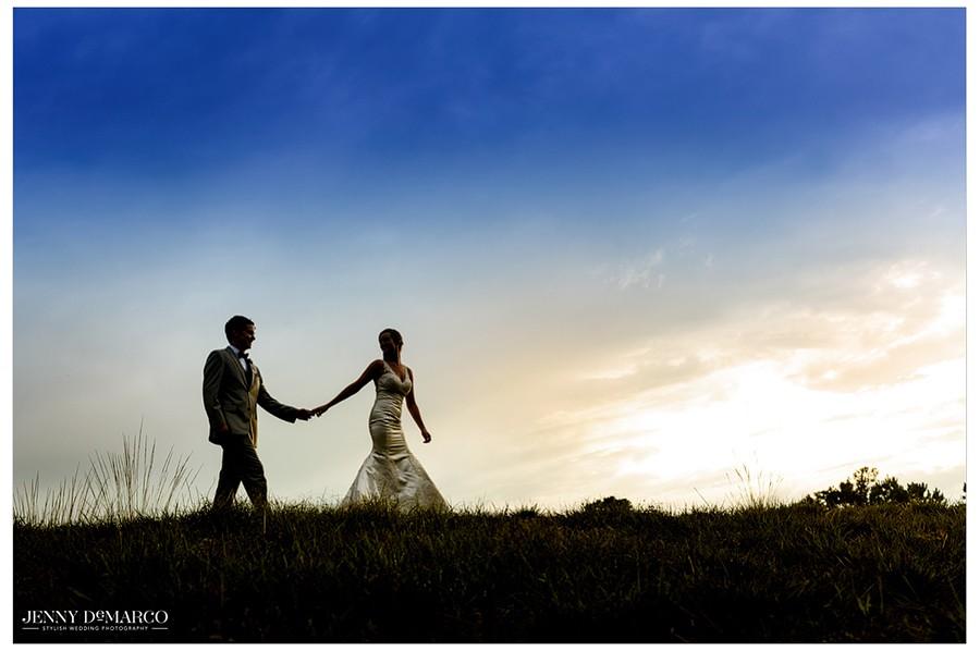 Private Ranch Wedding: Jessica and Alex