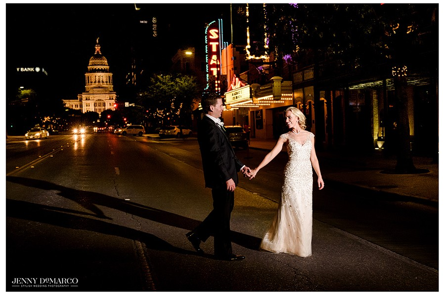Driskill Hotel Wedding: Erin and Dave