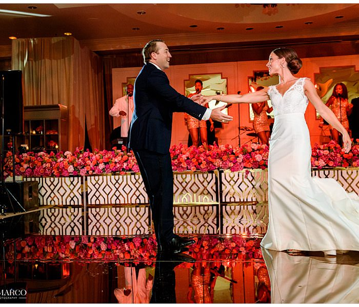 Glamorous Summer Wedding at The Four Seasons