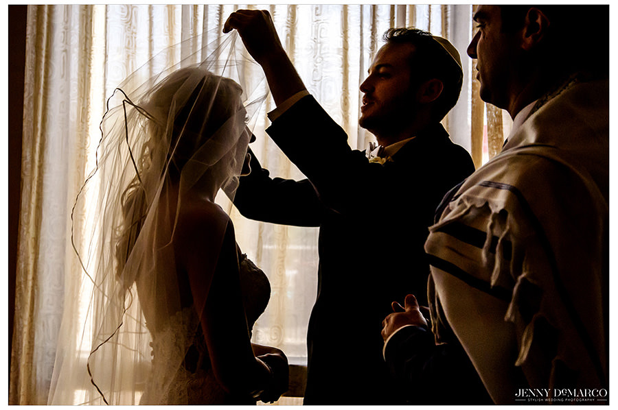 Jewish Wedding at The Four Seasons