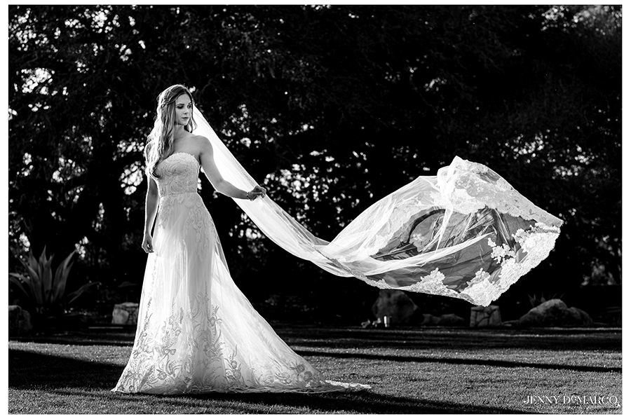 Sacred Oaks Bridal Portrait
