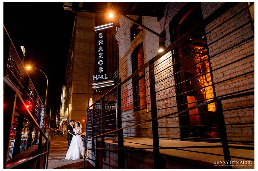 Brazos Hall Wedding: Haley + John