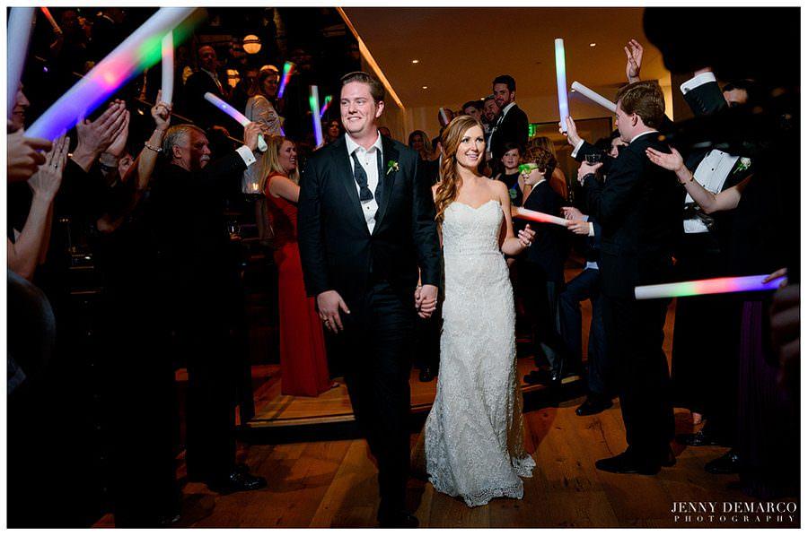 Wedding dance after party at hotel Van Zandt